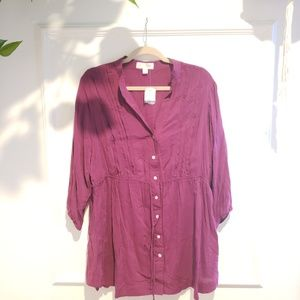 Forever21 WovenTop/Tunic Size 3X